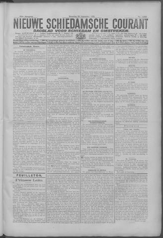 Nieuwe Schiedamsche Courant 1925-09-28