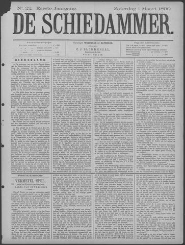 De Schiedammer 1890-03-01
