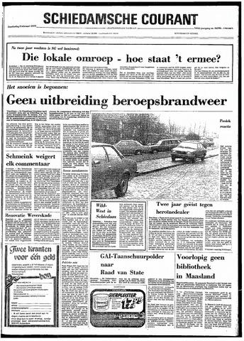 Rotterdamsch Nieuwsblad / Schiedamsche Courant / Rotterdams Dagblad / Waterweg / Algemeen Dagblad 1979-02-08
