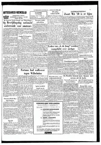 Rotterdamsch Nieuwsblad / Schiedamsche Courant / Rotterdams Dagblad / Waterweg / Algemeen Dagblad 1965-04-20