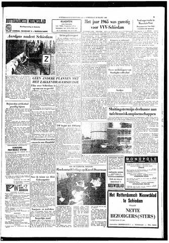 Rotterdamsch Nieuwsblad / Schiedamsche Courant / Rotterdams Dagblad / Waterweg / Algemeen Dagblad 1966-03-16