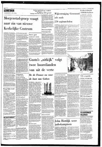 Rotterdamsch Nieuwsblad / Schiedamsche Courant / Rotterdams Dagblad / Waterweg / Algemeen Dagblad 1968-02-06