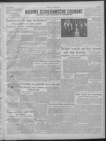 Nieuwe Schiedamsche Courant 1949-08-05