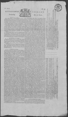 Rotterdamse Courant 1826-03-30