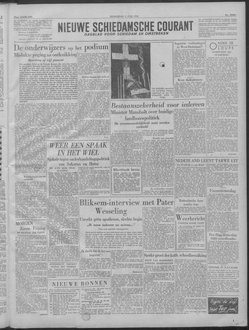 Nieuwe Schiedamsche Courant 1949-06-02
