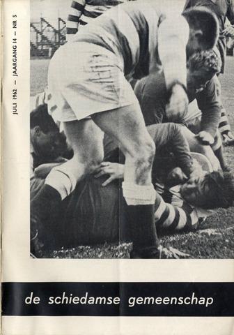 Schiedamse Gemeenschap (tijdschrift) 1962-07-01