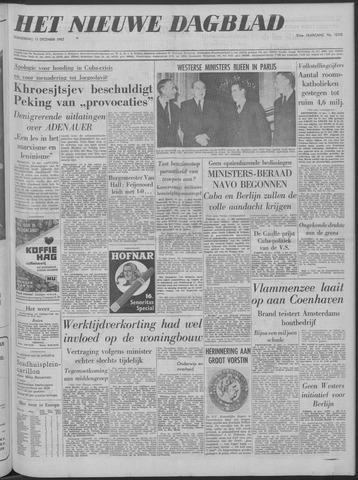 Nieuwe Schiedamsche Courant 1962-12-13