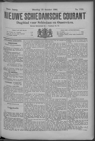 Nieuwe Schiedamsche Courant 1901-10-22