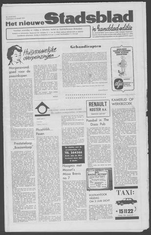 Het Nieuwe Stadsblad 1970-03-25