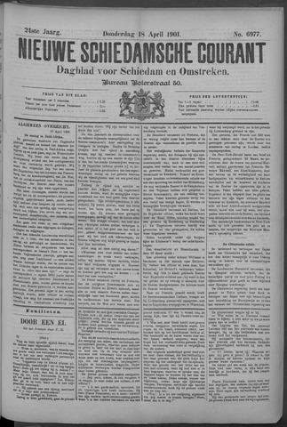 Nieuwe Schiedamsche Courant 1901-04-18