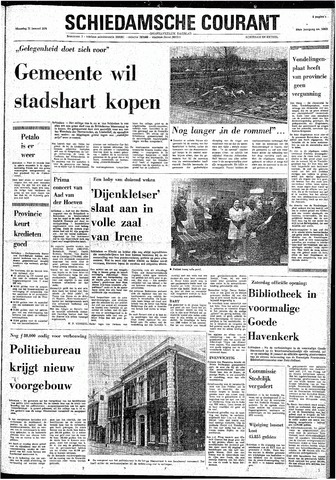 Rotterdamsch Nieuwsblad / Schiedamsche Courant / Rotterdams Dagblad / Waterweg / Algemeen Dagblad 1974-01-21