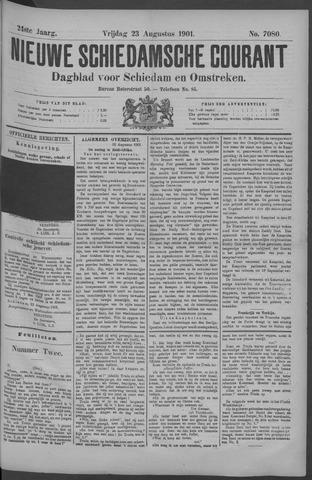 Nieuwe Schiedamsche Courant 1901-08-23