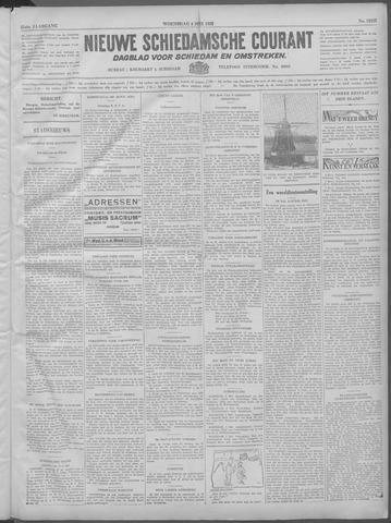 Nieuwe Schiedamsche Courant 1932-05-04