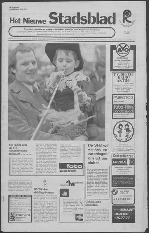 Het Nieuwe Stadsblad 1973-07-04