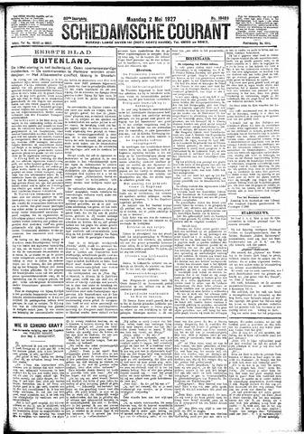 Schiedamsche Courant 1927-05-02