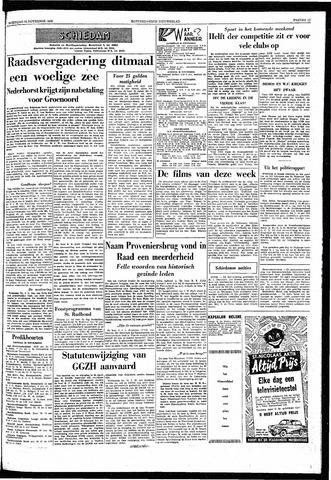 Rotterdamsch Nieuwsblad / Schiedamsche Courant / Rotterdams Dagblad / Waterweg / Algemeen Dagblad 1959-11-28