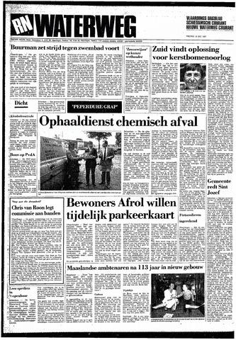 Rotterdamsch Nieuwsblad / Schiedamsche Courant / Rotterdams Dagblad / Waterweg / Algemeen Dagblad 1987-05-15