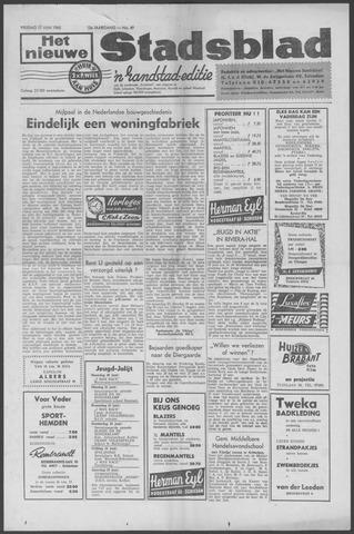 Het Nieuwe Stadsblad 1960-06-17