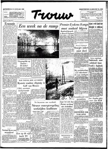 Trouw / De Rotterdammer 1960-01-21