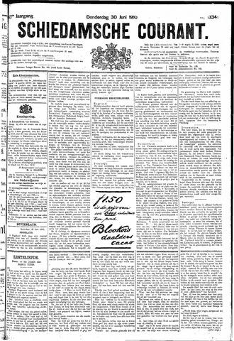 Schiedamsche Courant 1910-06-30
