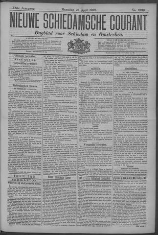 Nieuwe Schiedamsche Courant 1909-04-26