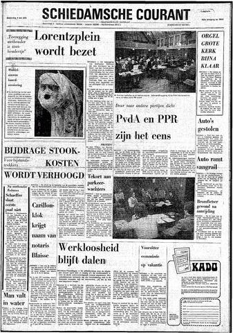 Rotterdamsch Nieuwsblad / Schiedamsche Courant / Rotterdams Dagblad / Waterweg / Algemeen Dagblad 1974-05-09
