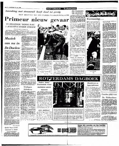 Rotterdamsch Parool / De Schiedammer 1966-06-23
