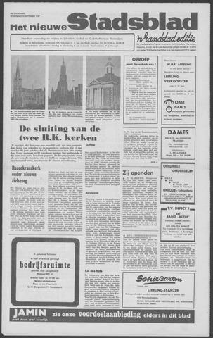 Het Nieuwe Stadsblad 1967-09-13
