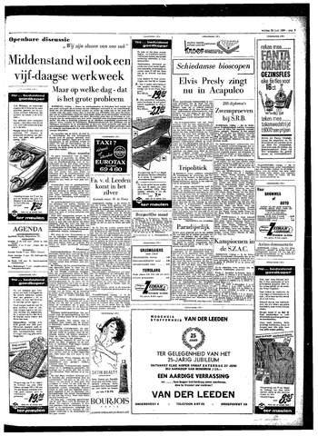 Rotterdamsch Parool / De Schiedammer 1964-06-26