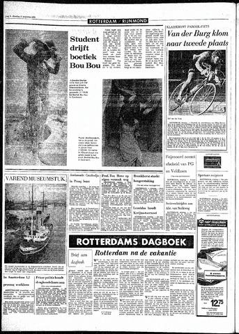 Rotterdamsch Parool / De Schiedammer 1970-08-11