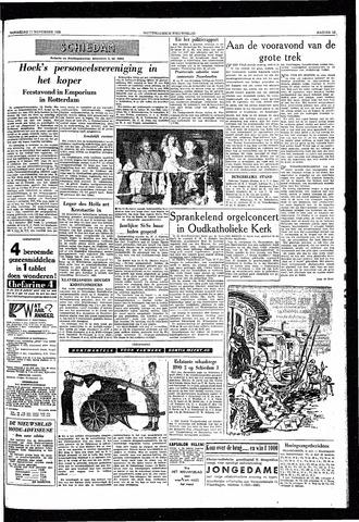 Rotterdamsch Nieuwsblad / Schiedamsche Courant / Rotterdams Dagblad / Waterweg / Algemeen Dagblad 1959-11-11
