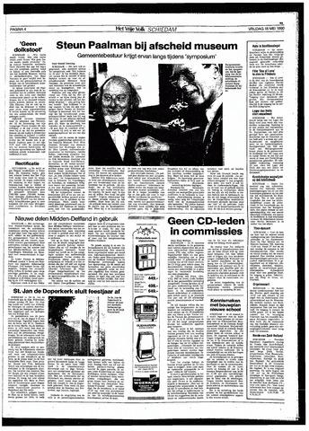Het Vrije volk 1990-05-18