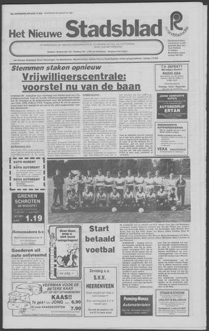 Het Nieuwe Stadsblad 1980-08-20