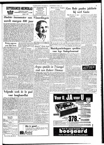 Rotterdamsch Nieuwsblad / Schiedamsche Courant / Rotterdams Dagblad / Waterweg / Algemeen Dagblad 1964-04-09