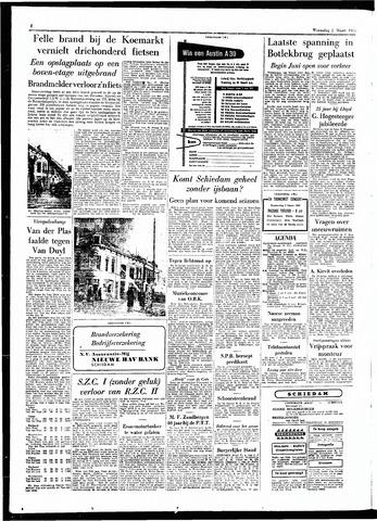 Rotterdamsch Parool / De Schiedammer 1955-03-02