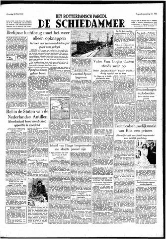 Rotterdamsch Parool / De Schiedammer 1949-05-28