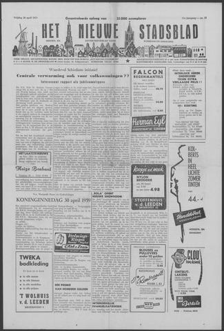 Het Nieuwe Stadsblad 1959-04-24
