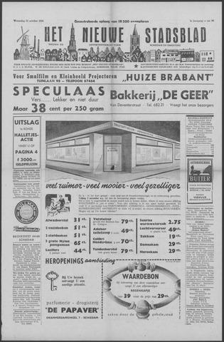 Het Nieuwe Stadsblad 1956-10-31