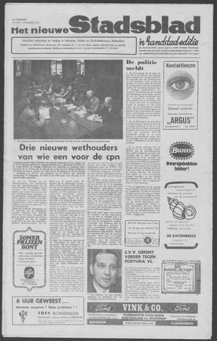 Het Nieuwe Stadsblad 1970-08-07