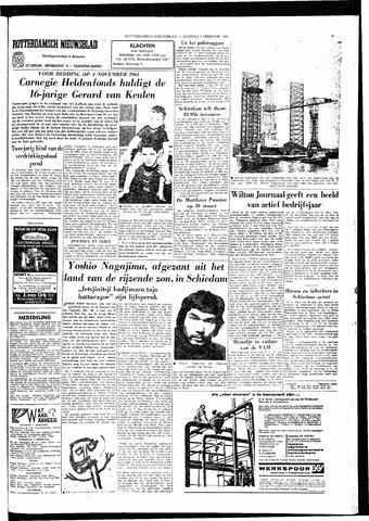 Rotterdamsch Nieuwsblad / Schiedamsche Courant / Rotterdams Dagblad / Waterweg / Algemeen Dagblad 1965-02-02