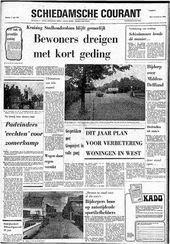Rotterdamsch Nieuwsblad / Schiedamsche Courant / Rotterdams Dagblad / Waterweg / Algemeen Dagblad 1974-06-11