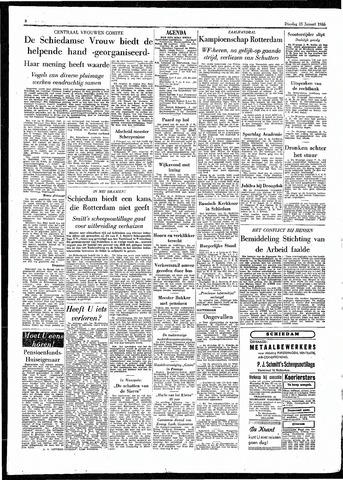 Rotterdamsch Parool / De Schiedammer 1955-01-25