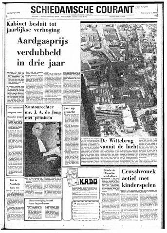Rotterdamsch Nieuwsblad / Schiedamsche Courant / Rotterdams Dagblad / Waterweg / Algemeen Dagblad 1974-07-20