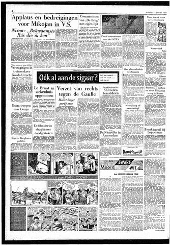 Rotterdamsch Parool / De Schiedammer 1959-01-12