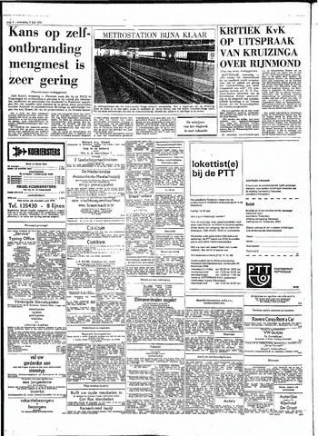 Rotterdamsch Parool / De Schiedammer 1970-07-08