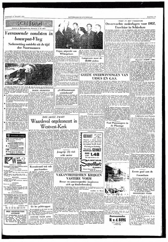 Rotterdamsch Nieuwsblad / Schiedamsche Courant / Rotterdams Dagblad / Waterweg / Algemeen Dagblad 1959-03-31