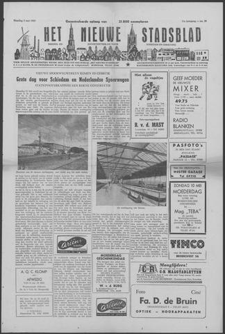 Het Nieuwe Stadsblad 1959-05-05