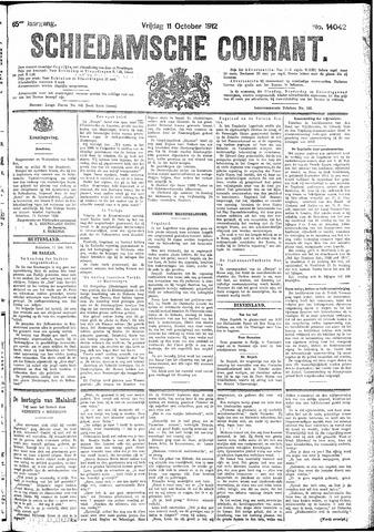 Schiedamsche Courant 1912-10-11