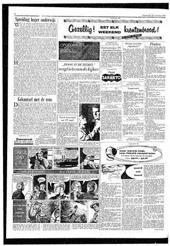 Rotterdamsch Parool / De Schiedammer 1959-11-12