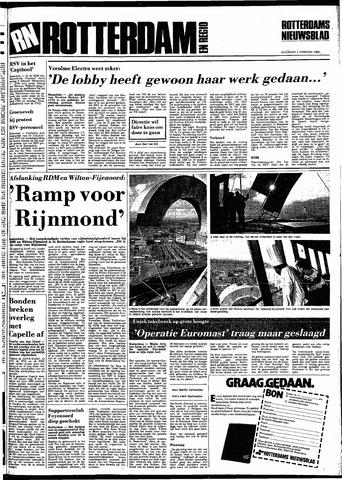 Rotterdamsch Nieuwsblad / Schiedamsche Courant / Rotterdams Dagblad / Waterweg / Algemeen Dagblad 1983-02-05